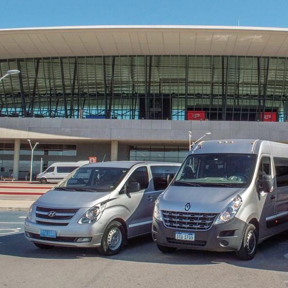 Imagen de Transfer desde y hacia el aeropuerto